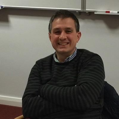 Dr Richard Singleton